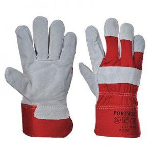 Работни ръкавици Premium Chrome Rigger
